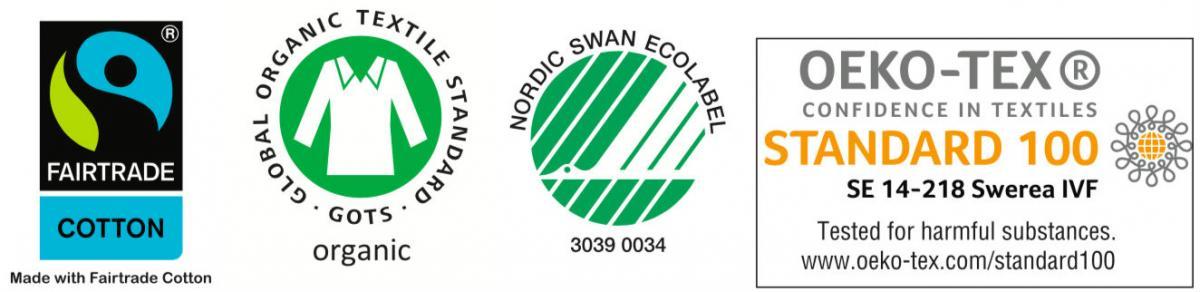 miljøvenligt firmatøj