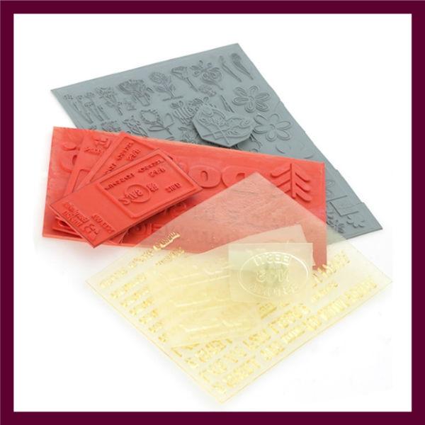 stempelkliché til emballagestempler