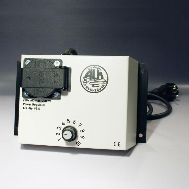 brændemærkestempler strømregulator
