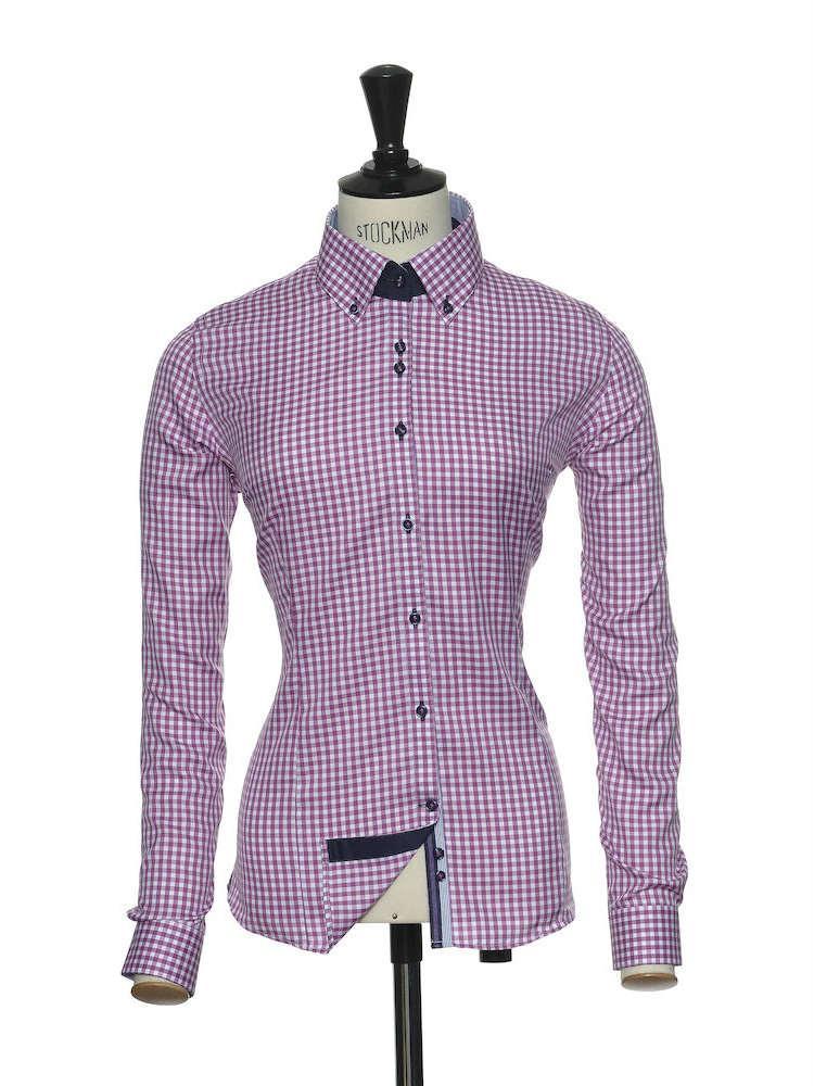 adafe9e8 Skjorter med logo - strygefri kvalitet til m/k - gratis layout ...