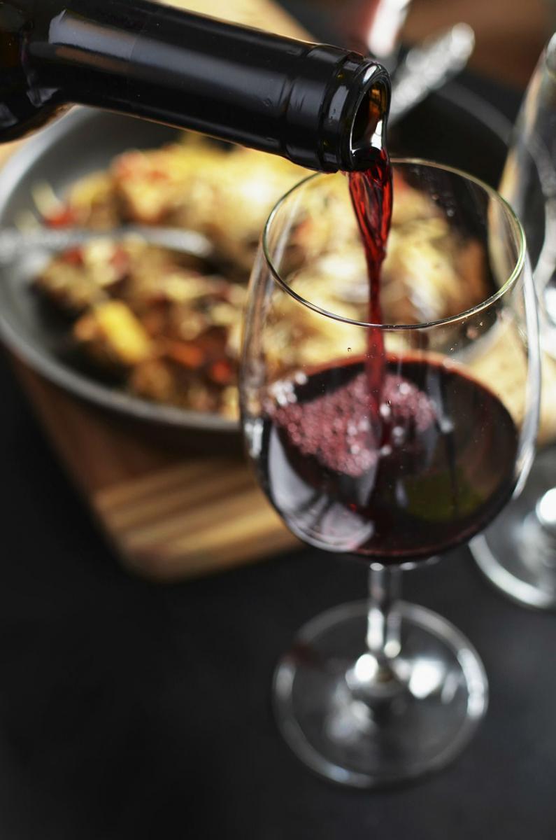 vin med logo