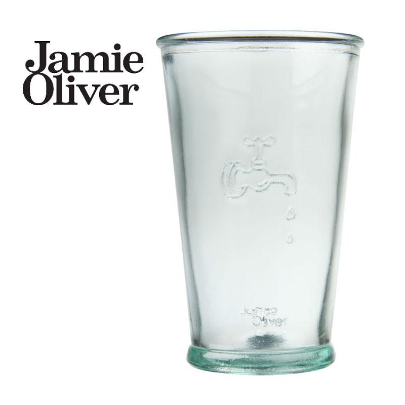 Jamie Oliver vandglas