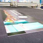 plade med print i flatbedprinter