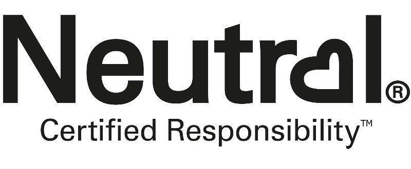 logo for neutral bæredygtigt tøj