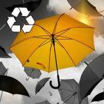 miljøvenlige paraplyer